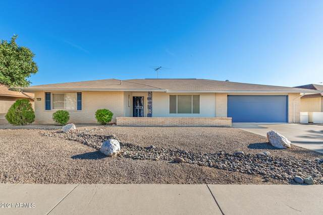 12551 W Parkwood Drive, Sun City West, AZ 85375 (MLS #6311031) :: Elite Home Advisors