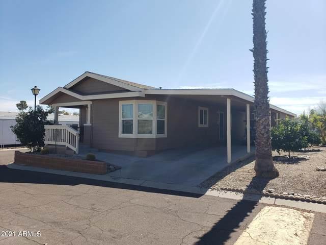 2501 W Wickenburg Way #24, Wickenburg, AZ 85390 (MLS #6311032) :: Arizona Home Group