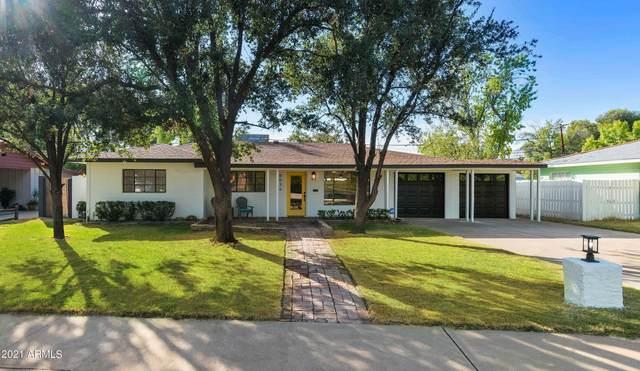 6636 N 10TH Avenue, Phoenix, AZ 85013 (MLS #6311036) :: Maison DeBlanc Real Estate