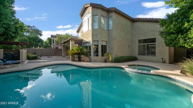 1153 W Chilton Avenue, Gilbert, AZ 85233 (MLS #6311040) :: Midland Real Estate Alliance
