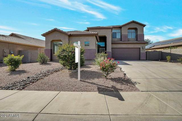1028 S 240TH Drive, Buckeye, AZ 85326 (MLS #6311041) :: Openshaw Real Estate Group in partnership with The Jesse Herfel Real Estate Group