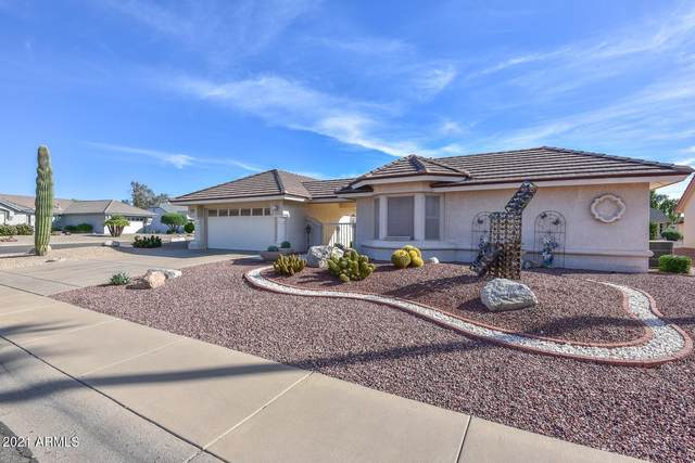 20821 N 147TH Drive, Sun City West, AZ 85375 (MLS #6311042) :: Service First Realty