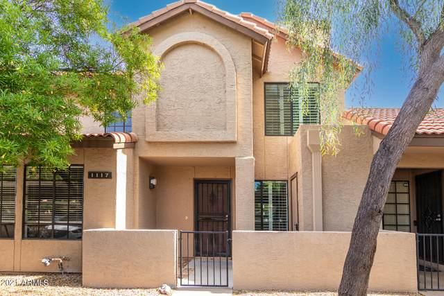 8625 E Belleview Place #1117, Scottsdale, AZ 85257 (MLS #6311043) :: Midland Real Estate Alliance