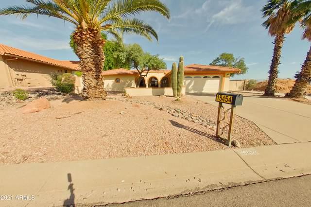 15454 E Palomino Boulevard, Fountain Hills, AZ 85268 (MLS #6311044) :: The Copa Team | The Maricopa Real Estate Company