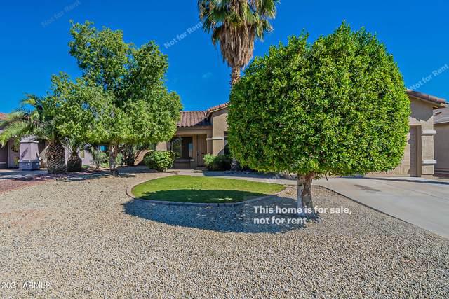 1901 S Talbot, Mesa, AZ 85209 (MLS #6311046) :: Maison DeBlanc Real Estate