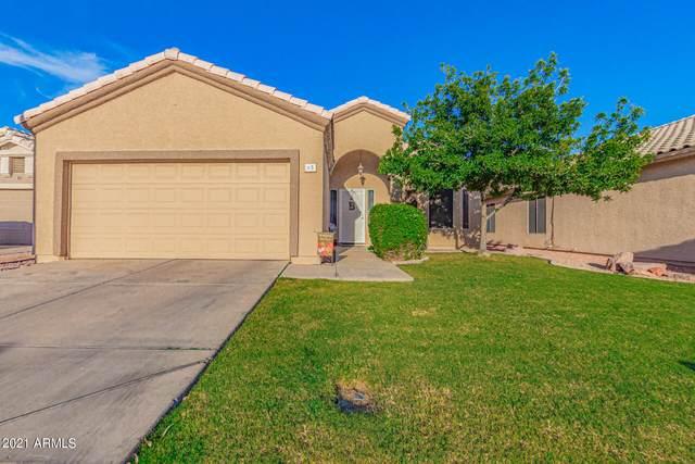65 W Melody Drive, Gilbert, AZ 85233 (MLS #6311060) :: Midland Real Estate Alliance