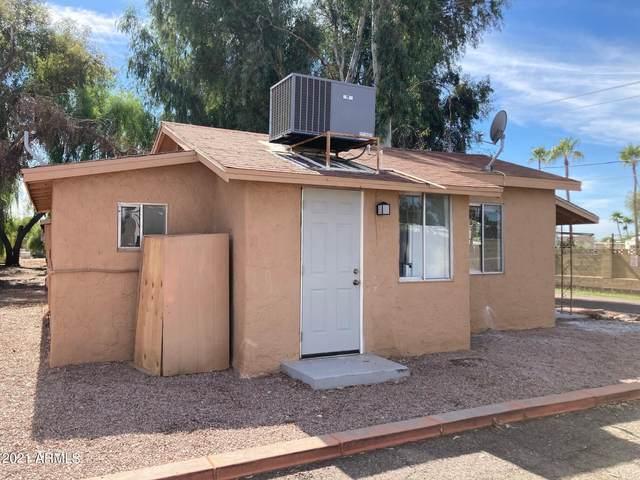 9316 E Balsam Avenue #37, Mesa, AZ 85208 (MLS #6311069) :: Maison DeBlanc Real Estate