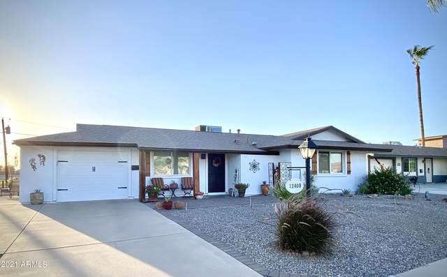 12408 N 105TH Avenue, Sun City, AZ 85351 (MLS #6311072) :: Balboa Realty