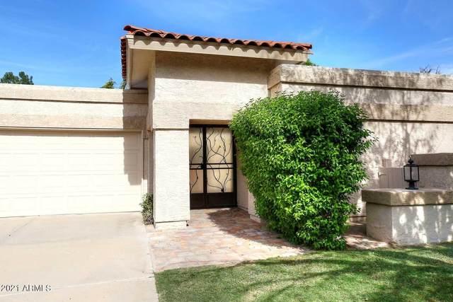 8184 E Del Caverna Drive, Scottsdale, AZ 85258 (MLS #6311083) :: Keller Williams Realty Phoenix