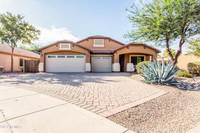 1327 E Kingman Place, Casa Grande, AZ 85122 (MLS #6311084) :: The Copa Team | The Maricopa Real Estate Company