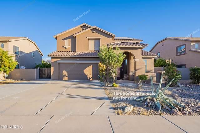 4632 E Gleneagle Drive, Chandler, AZ 85249 (MLS #6311090) :: Arizona Home Group