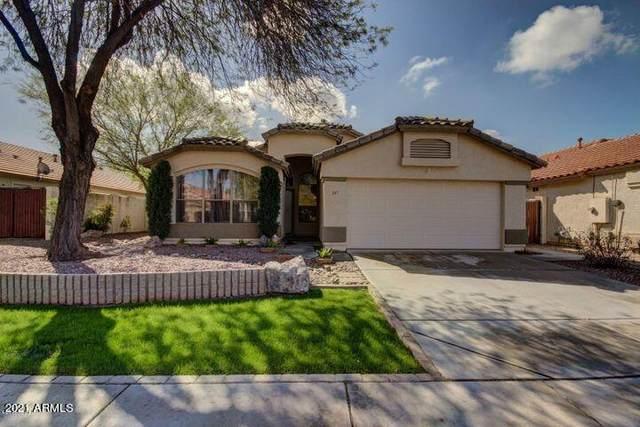12817 W Alvarado Road, Avondale, AZ 85392 (MLS #6311091) :: Hurtado Homes Group