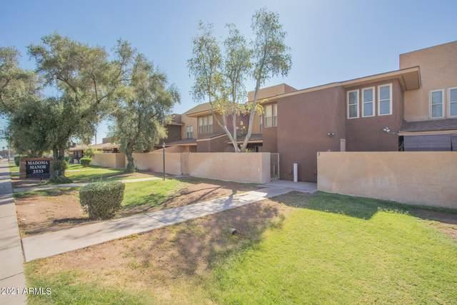 2544 W Campbell Avenue #27, Phoenix, AZ 85017 (MLS #6311095) :: Jonny West Real Estate