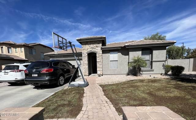 1308 E Azalea Drive, Gilbert, AZ 85298 (MLS #6311100) :: Jonny West Real Estate