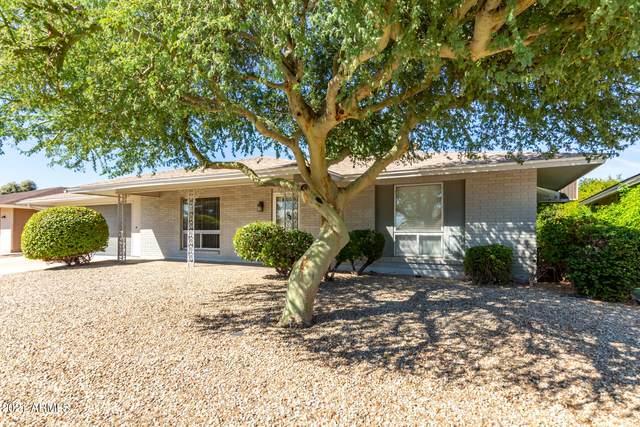 10724 W Roundelay Circle, Sun City, AZ 85351 (MLS #6311105) :: Long Realty West Valley