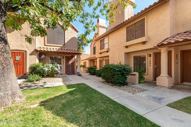 4901 E Kelton Lane #1095, Scottsdale, AZ 85254 (MLS #6311109) :: Midland Real Estate Alliance