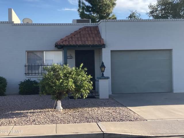 4329 E Capri Avenue #212, Mesa, AZ 85206 (MLS #6311110) :: Midland Real Estate Alliance