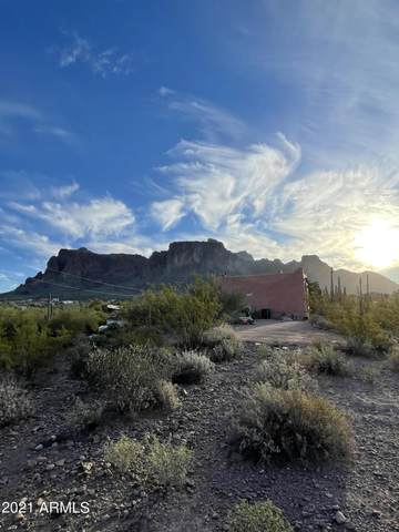 5338 E Foothill (Approx) Street, Apache Junction, AZ 85119 (MLS #6311119) :: The Copa Team | The Maricopa Real Estate Company