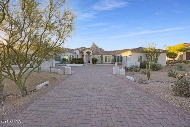 26306 N 104TH Place, Scottsdale, AZ 85255 (MLS #6311136) :: Midland Real Estate Alliance