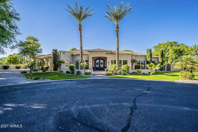 25018 S 134TH Place, Chandler, AZ 85249 (MLS #6311145) :: The Garcia Group