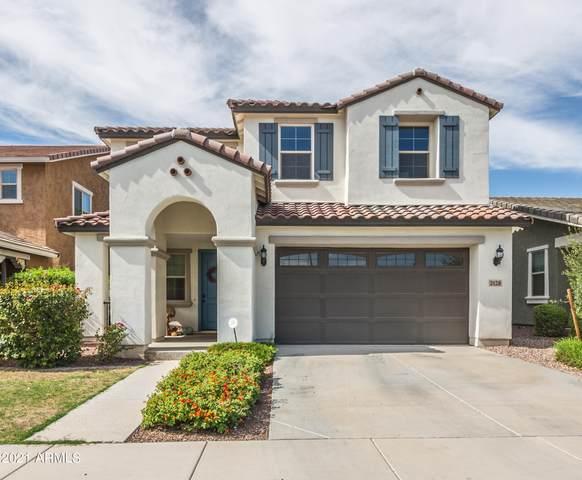 2128 N Heritage Street, Buckeye, AZ 85396 (MLS #6311151) :: The Daniel Montez Real Estate Group