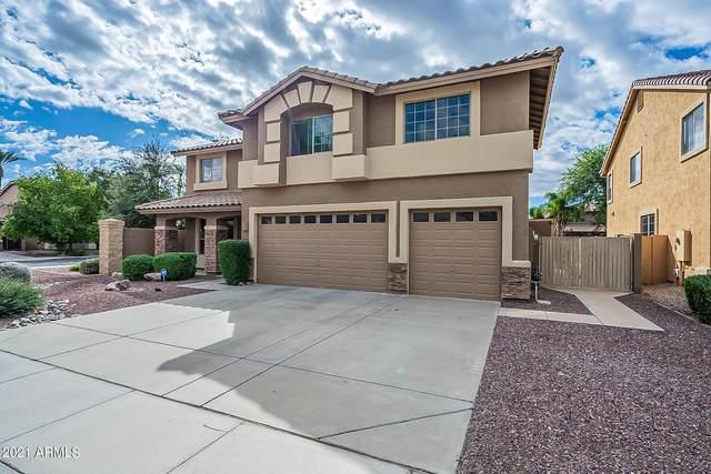 2977 E Teakwood Place, Chandler, AZ 85249 (MLS #6311159) :: Klaus Team Real Estate Solutions