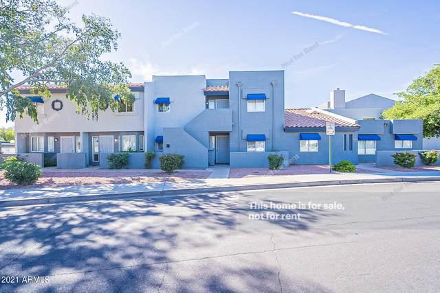 220 N 22ND Place #1114, Mesa, AZ 85213 (MLS #6311162) :: Midland Real Estate Alliance