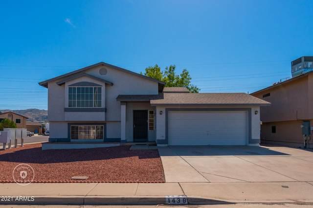 1439 E Fremont Road, Phoenix, AZ 85042 (MLS #6311163) :: Arizona Home Group