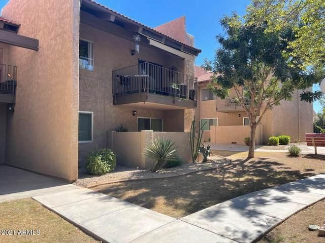 5525 E Thomas Road I8, Phoenix, AZ 85018 (MLS #6311167) :: Hurtado Homes Group