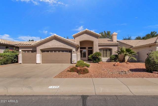 1886 E Dava Drive, Tempe, AZ 85283 (MLS #6311194) :: Power Realty Group Model Home Center
