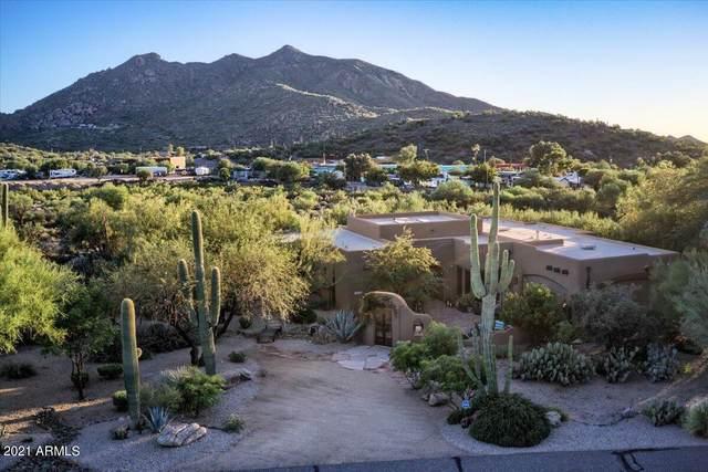 6855 E Stevens Road, Cave Creek, AZ 85331 (MLS #6311204) :: Team Faber