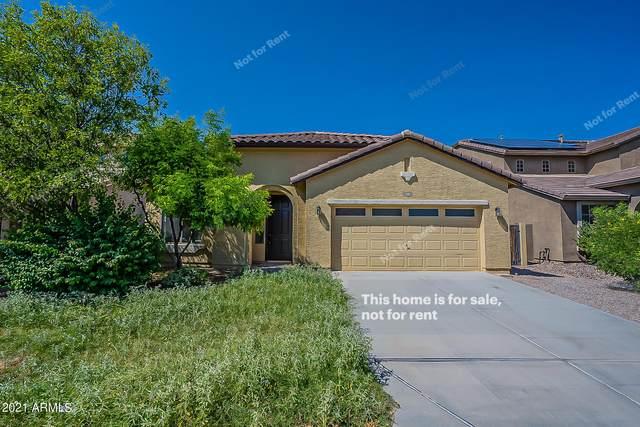 154 W Hawaii Drive, Casa Grande, AZ 85122 (MLS #6311208) :: The Copa Team | The Maricopa Real Estate Company