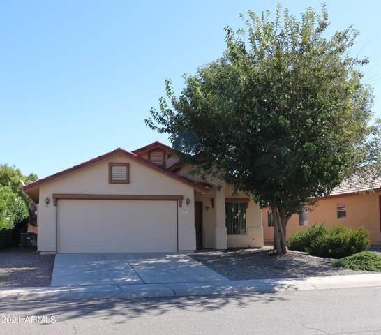 1091 Monte Vista Avenue, Sierra Vista, AZ 85635 (MLS #6311212) :: Maison DeBlanc Real Estate