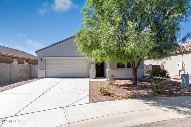 6284 S 251ST Lane, Buckeye, AZ 85326 (MLS #6311214) :: neXGen Real Estate