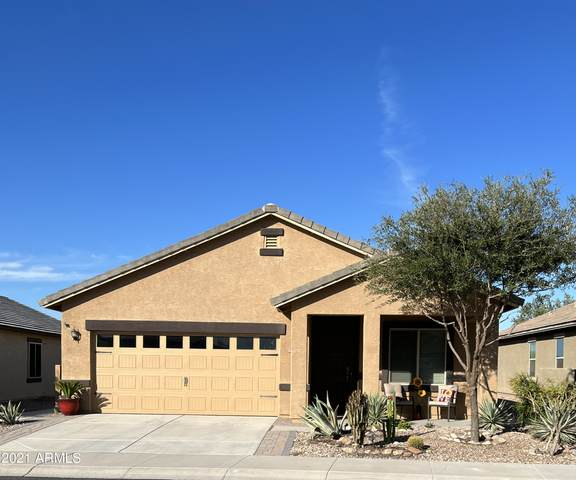 120 S 224TH Drive, Buckeye, AZ 85326 (MLS #6311250) :: Walters Realty Group
