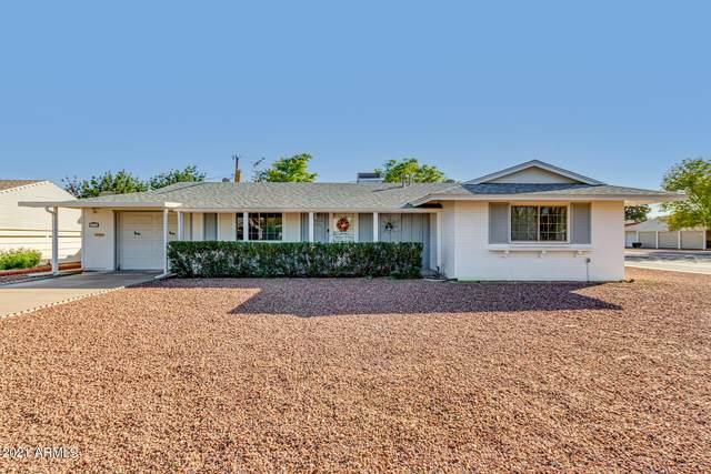 9933 W La Jolla Circle S, Sun City, AZ 85351 (MLS #6311252) :: Arizona Home Group