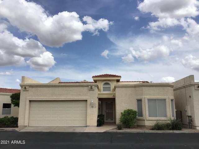 2647 N Miller Road #16, Scottsdale, AZ 85257 (MLS #6311254) :: Arizona Home Group