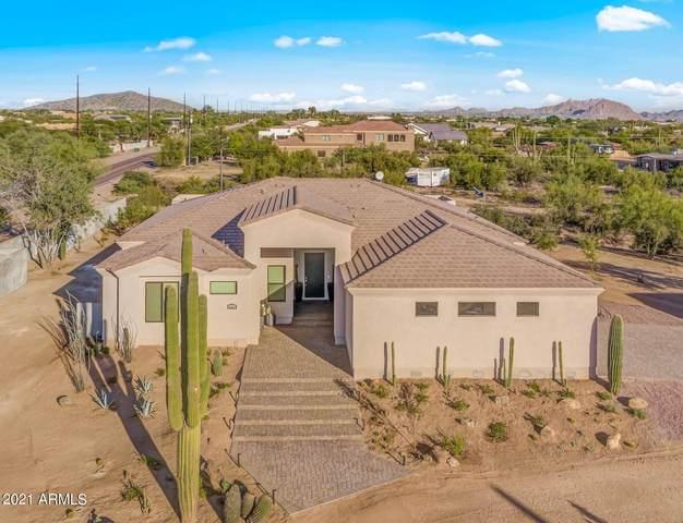 6133 E Dixileta Drive, Cave Creek, AZ 85331 (MLS #6311257) :: Klaus Team Real Estate Solutions
