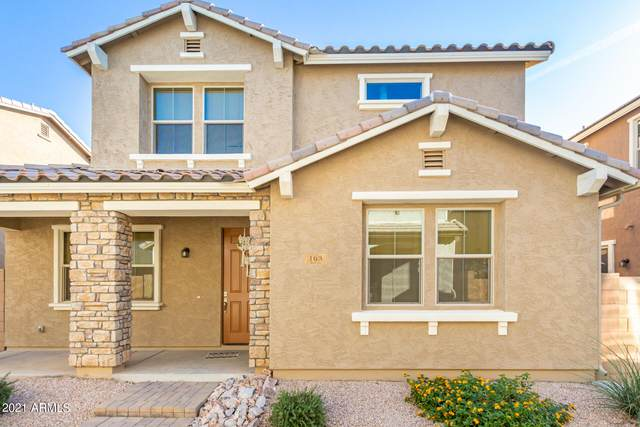 163 N Sandal, Mesa, AZ 85205 (MLS #6311277) :: The Copa Team | The Maricopa Real Estate Company