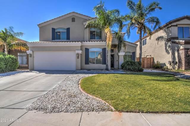 3581 W Mineral Butte Drive, Queen Creek, AZ 85142 (MLS #6311296) :: Arizona Home Group