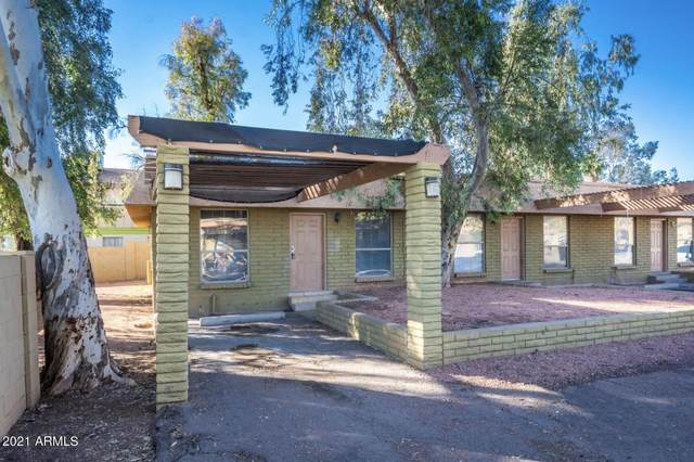 2333 W Glenrosa Avenue #113, Phoenix, AZ 85015 (MLS #6311299) :: Openshaw Real Estate Group in partnership with The Jesse Herfel Real Estate Group