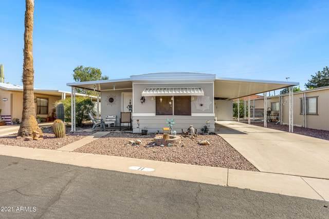 303 S Recker Road #11, Mesa, AZ 85206 (MLS #6311303) :: Arizona Home Group