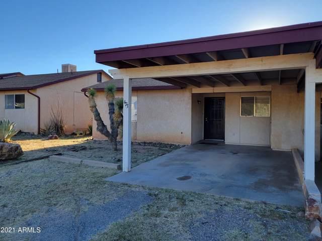 473 Santa Cruz Drive, Bisbee, AZ 85603 (MLS #6311313) :: Arizona Home Group