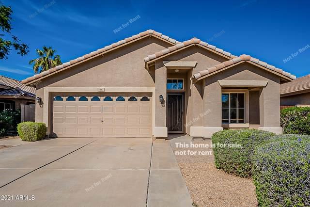 700 E Cantebria Drive, Gilbert, AZ 85296 (MLS #6311314) :: The Luna Team