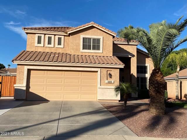356 E Mesquite Street, Gilbert, AZ 85296 (MLS #6311319) :: The Luna Team