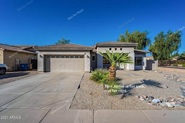 21192 E Saddle Way, Queen Creek, AZ 85142 (MLS #6311324) :: The Daniel Montez Real Estate Group
