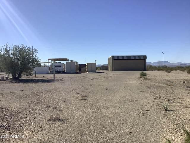 37747 S Mcvay Road, Salome, AZ 85348 (MLS #6311333) :: Elite Home Advisors