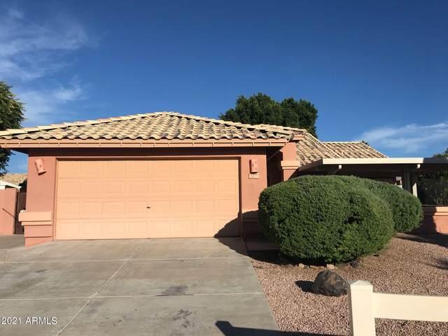 6566 E Russell Street, Mesa, AZ 85215 (MLS #6311338) :: Arizona Home Group