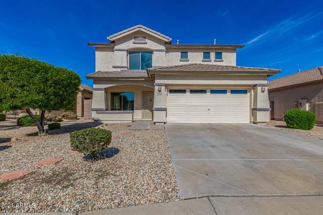 14554 W Evans Drive, Surprise, AZ 85379 (MLS #6311340) :: Morton Team | A.Z. & Associates