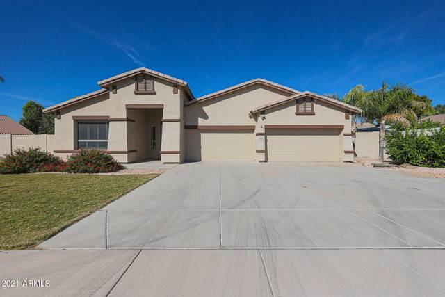 8126 W Gardenia Avenue, Glendale, AZ 85303 (MLS #6311341) :: Hurtado Homes Group